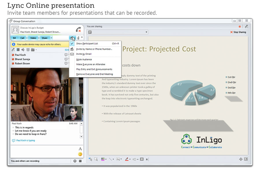 microsoft case studies lync The ingate® siparator®/firewall e-sbcs (enterprise session border controllers)  connects microsoft® lync® to internet telephony service providers (itsps).